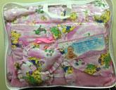 ДНК-2 Набор в кровать 4 пр.одеяло овеч,подуш,борт,КПБбяз