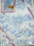 ДНН-31 Набор на выписку 10 пр.пододеяльник,распашонки2шт,пеленки2шт,чепчик3шт,уголок1шт,рукавички