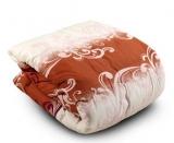 ФПТ-17ч  Одеяло Комфорт 172*205 (холлофайбер) в полисатине, чемодан, Веста