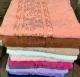 ГК 50*90 (пл.430гр/м2) Полотенце гладкокрашенное махровое с жаккардовым бордюром, Текстиль центр