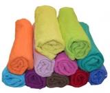 ГК 80*160 (пл.340гр/кв.м) Полотенце гладкокрашенное махровое, Текстиль центр