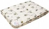 """ОАРЕ одеяло """"Арго"""" 200*220 (чемодан) шерсть мериноса, ткань перкаль (100% хлопок)"""