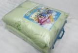 Одеяло Бамбук 172*205, 300гр. упак.чемодан, Монро