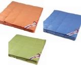 """Одеяло """"Цветотерапия"""" 172*205 стеганое легкое  ЦТ21-4-2 90%пух+10%перо"""