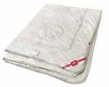 """Одеяло """"Elegant Wool"""" 200х220, ЭШ21-7-3, овечий пух монгольской породы, 100% Хлопок"""