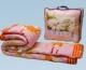 Одеяло холлофайбер 110*140 (вес 0,8 кг) ткань полиэстер в чемодане ФПТ-10, Ника