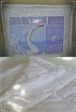 Одеяло Лебяжий пух п/э 200*220 сумка ПВХ Иваново Текстиль
