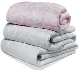 Одеяло Лебяжий пух 200*220 (вес 1,6 кг) ткань микрофибра, Ника