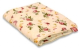 """Одеяло """"Руно теплое"""" 172*205, БРн21-4-4.1 ткань 100% хлопок, шерсть овечья"""