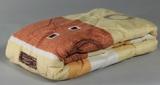 ООЧШЕ одеяло шерсть облегч 200*220 (чемодан)
