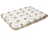 """ОЗРЕ одеяло """"Золотое Руно"""" 200*220 (чемодан), ткань перкаль (100% хлопок)"""