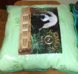 Подушка Бамбук полиэстер 50*70 вес 0,8 кг , Ника