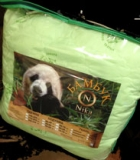 Подушка Бамбук полиэстер 70*70 вес 1,2 кг , Ника