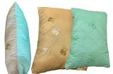Подушка Финская 50*70 ткань тик, Ника