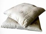 Подушка Верблюд 70*70 в ультрастепе с кантом, Монро